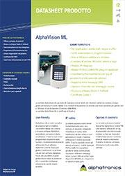 AlphaVision ML Datasheet