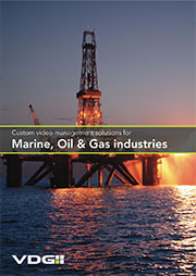 Sense Security Solution Marine Oil Gas