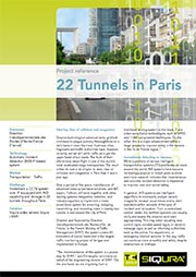 TKH Siqura Paris Tunnel ENG