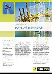 TKH Siqura Port Bangkok ENG
