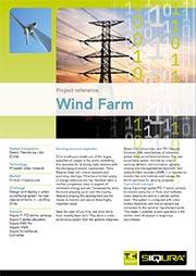 TKH Siqura Wind Farm ENG