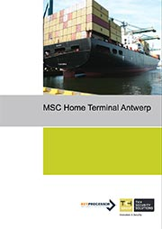 TKH iProtect MSC Home Terminal Antwerp