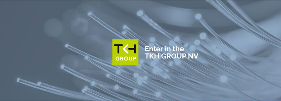 Enter in the TKH Group NV