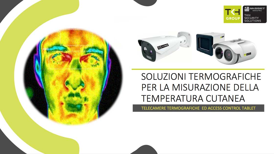 Sistemi misurazione temperatura epidermica